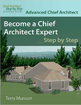 Chief Architect Training Books | Chief Apprentice