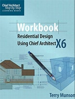 chief architect x6 workbook