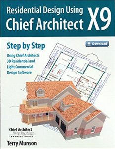 chief architect x9 tutorial books