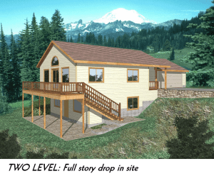 two level in chief architect x9